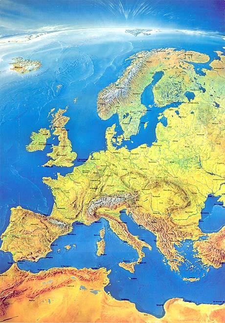 berann-europa